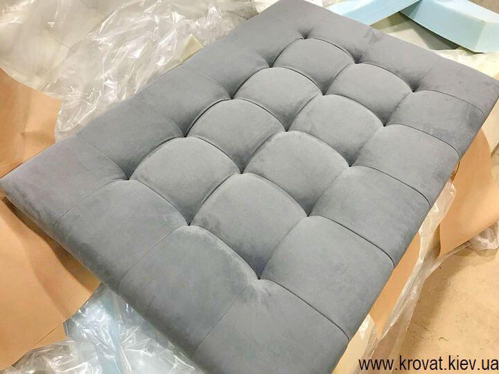 мягкая стеновая панель своими руками