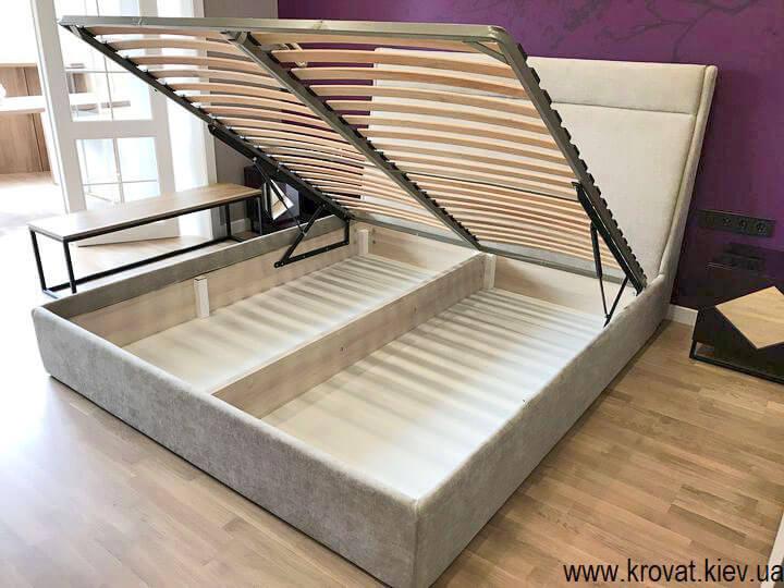 ліжко 180х200 з підйомним механізмом на замовлення