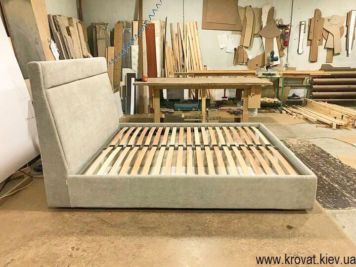 двоспальні ліжка на замовлення