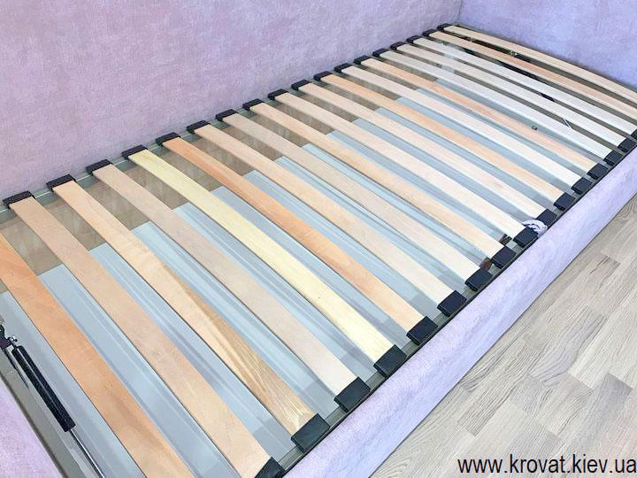 ортопедическая кровать диван для девочки на заказ