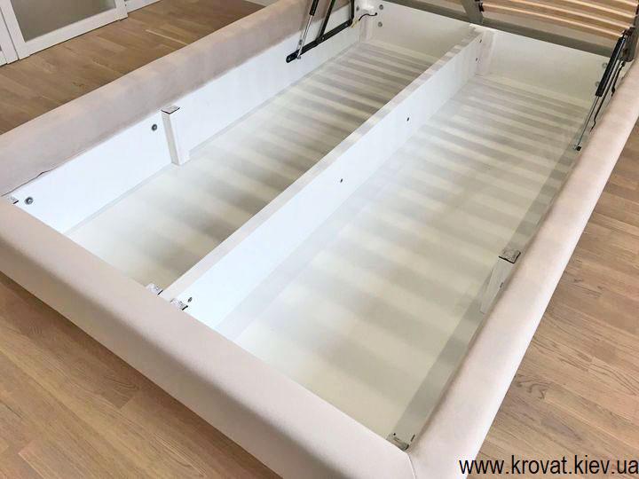 полуторная кровать с ящиком на заказ