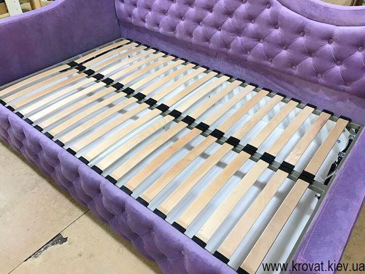 кровать для девочки под матрас на заказ