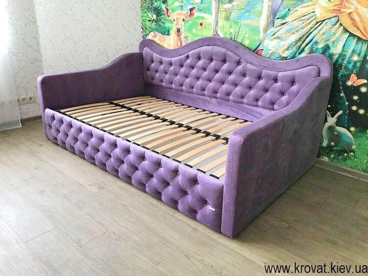 диван-кровать для девочки 8 лет на заказ