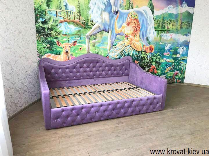 кровать для девочки 8 лет в интерьере спальни
