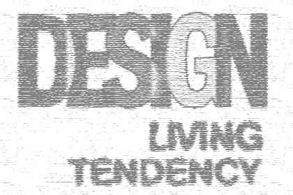 Design Living Tendency 2019