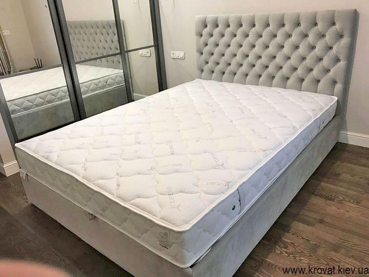 двуспальная кровать 160х220 на заказ