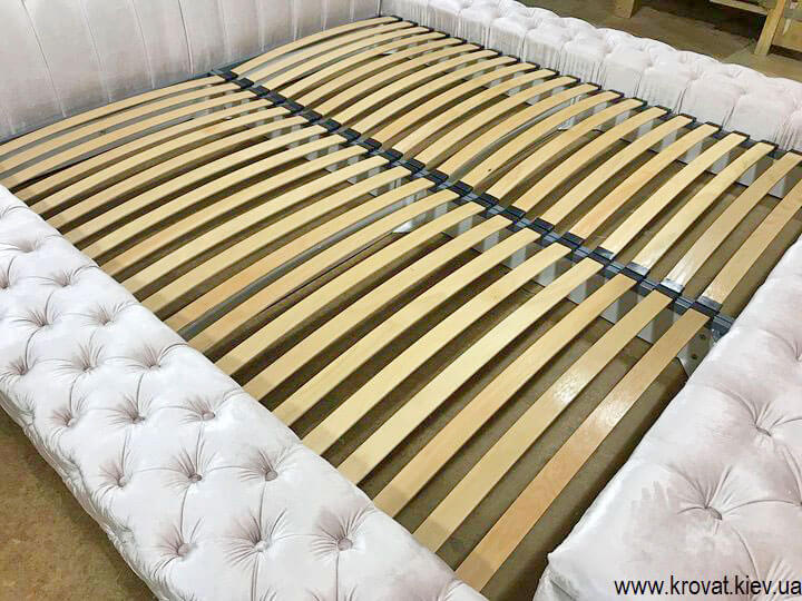 большая кровать 200х220 на заказ