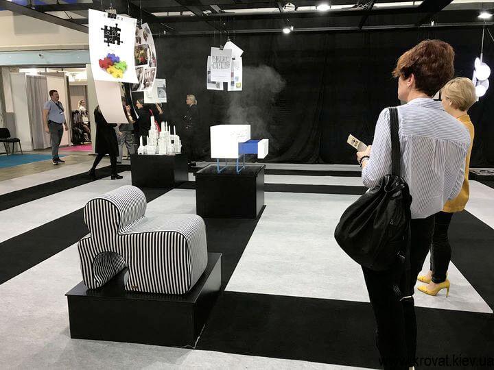 выставка мебели в Киеве 2019