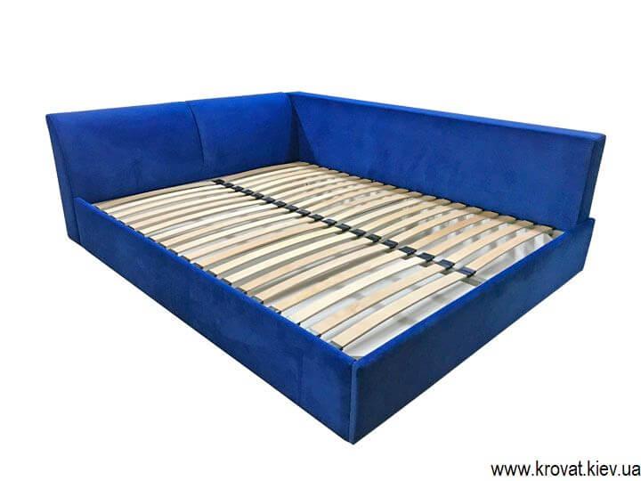мягкая угловая кровать
