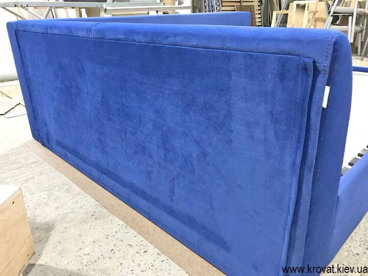 двухместная угловая кровать на заказ