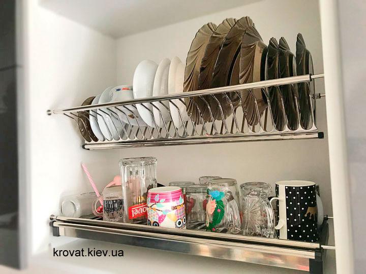 сушка для посуды muller на кухню