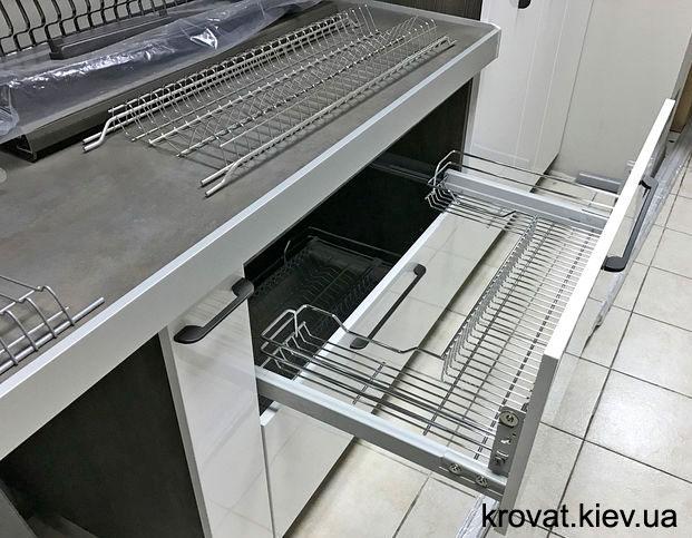 решетчатый ящик под мойку для кухни