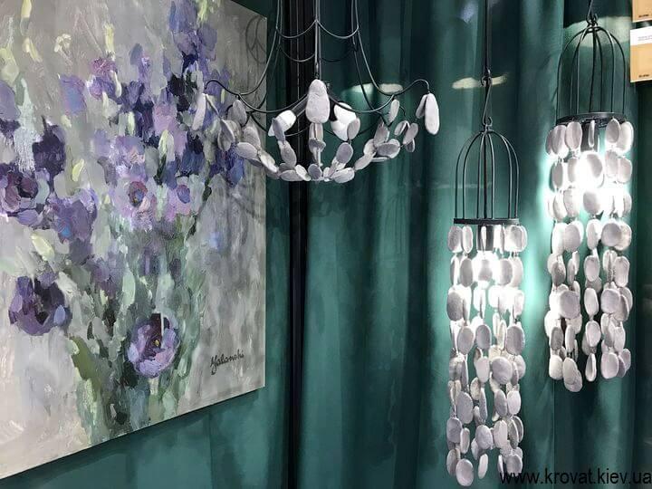освітлення в інтер'єрі спальні