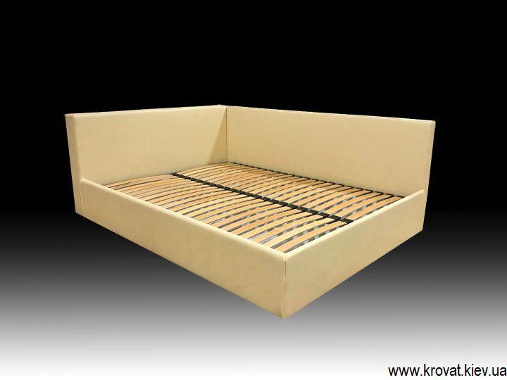 ліжко з італійської екошкіри