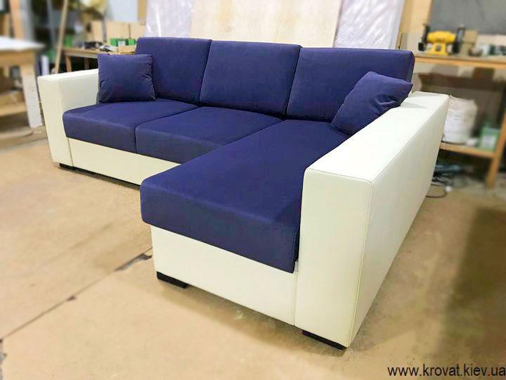 угловой диван кровать на заказ