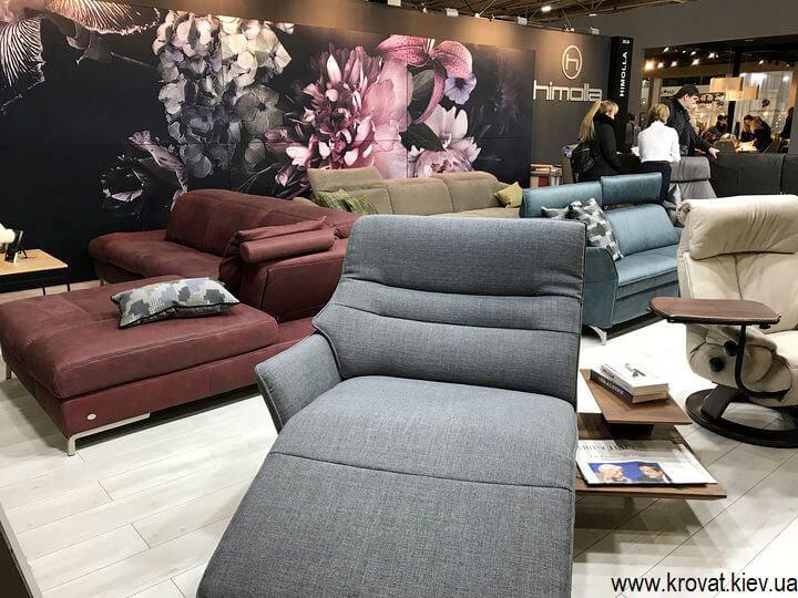 виставка меблів та інтер'єру