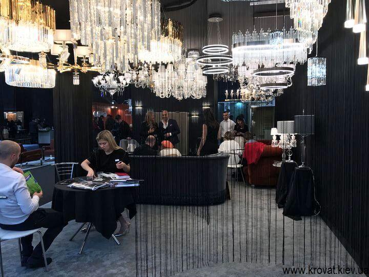 выставка освещения