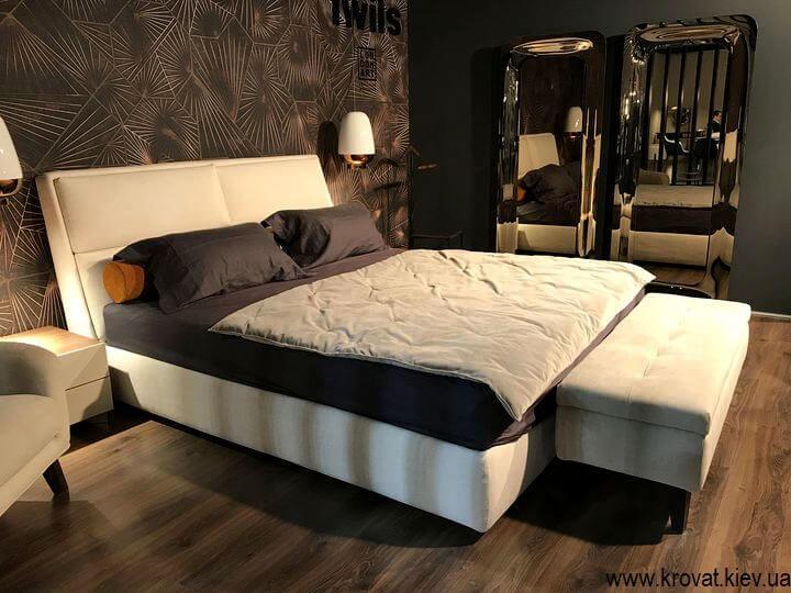 італійське ліжко twils james