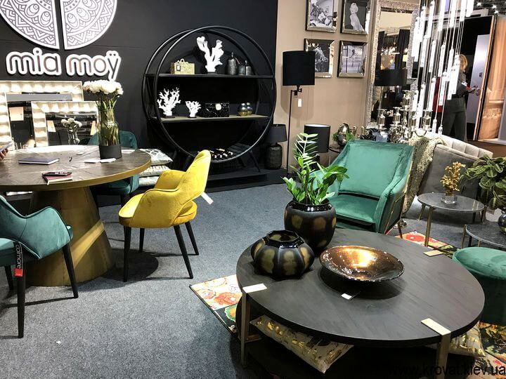 интерьер и мебель из голландии