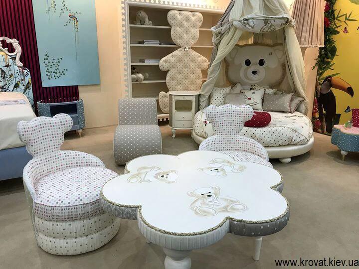 детская мебель для подростков и новорожденных