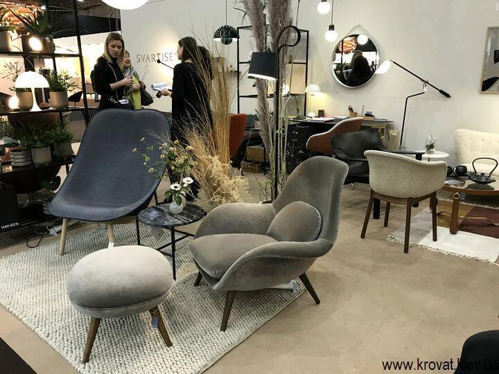 скандинавські меблі