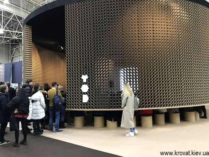 дизайн хаб auditorium
