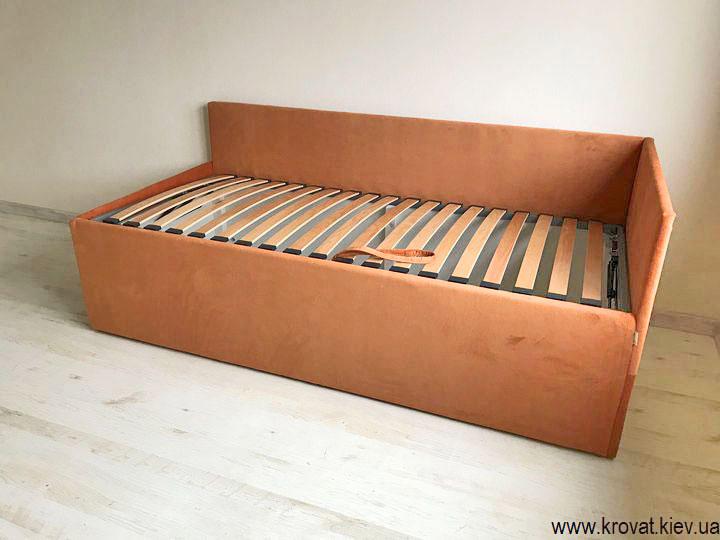 одноместная подростковая кровать на заказ