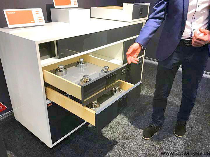 выставка мебели kiff 2020