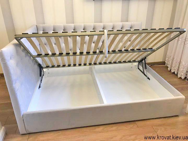 ліжко 140х190 з підйомним механізмом