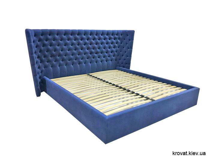 ліжко з напівкруглим узголів'ям