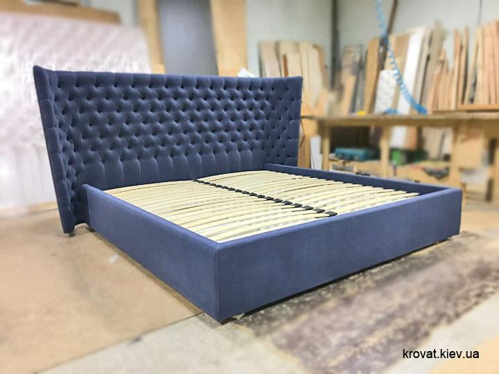 ліжко з напівкруглим узголів'ям на замовлення