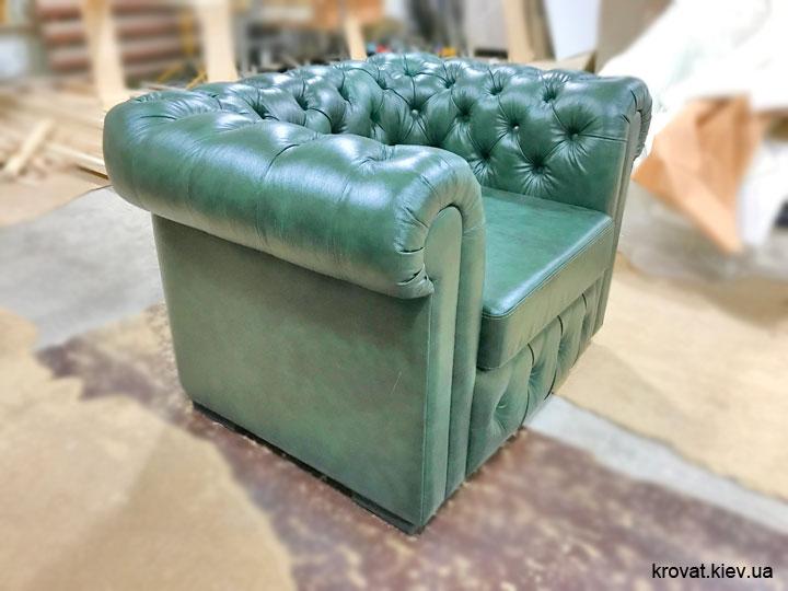 английское кресло честер на заказ