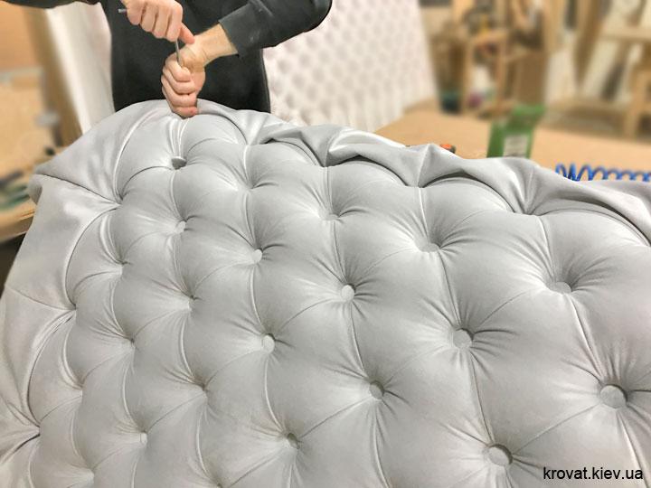 изготовление кроватей 200х220 на заказ