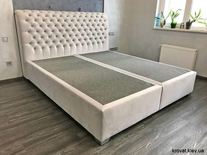 кровать 200х220 в интерьере спальни