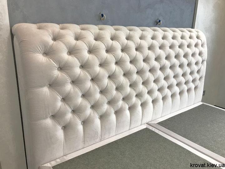 кровать 200х220 для спальни на заказ