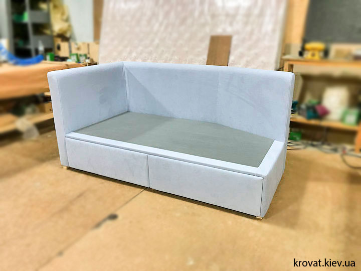 детская кровать с выдвижными ящиками на заказ