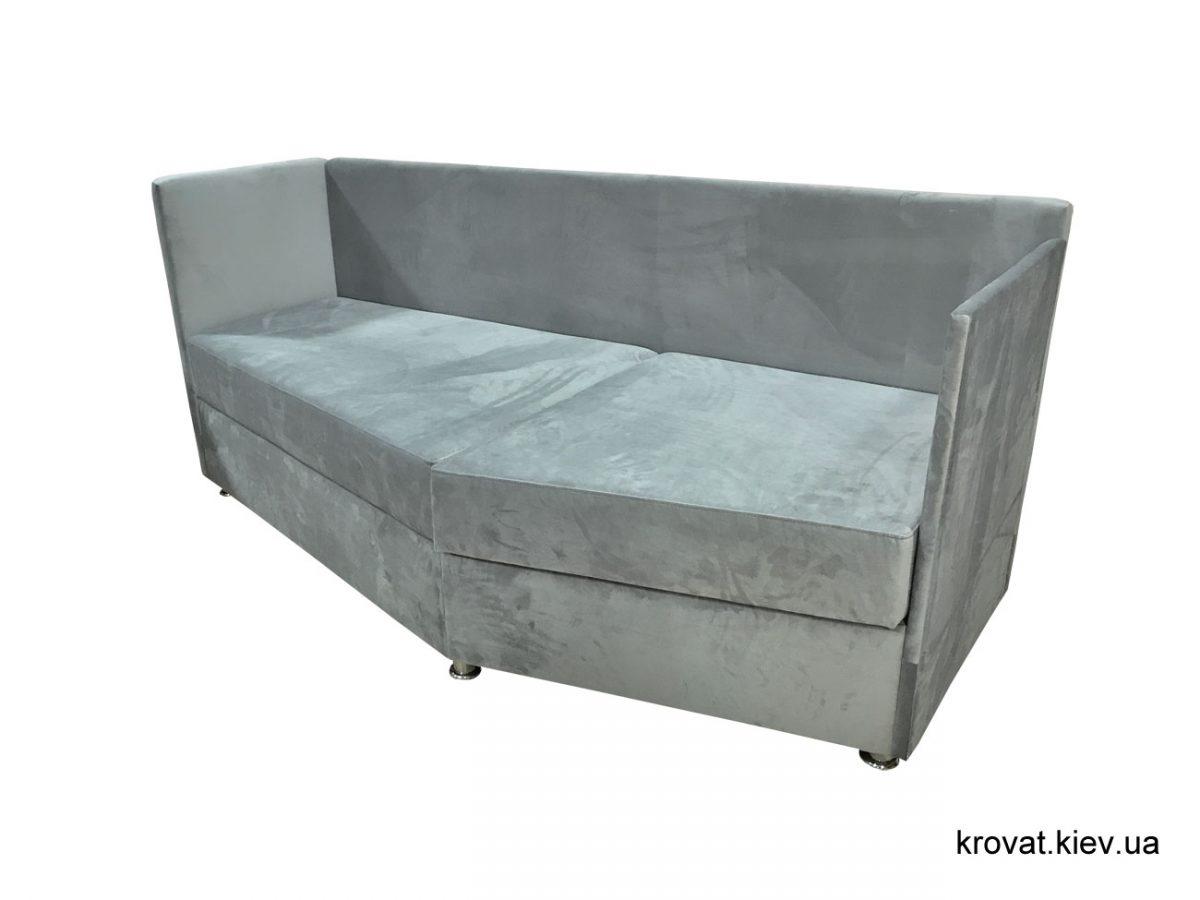 встроенный диван на балкон