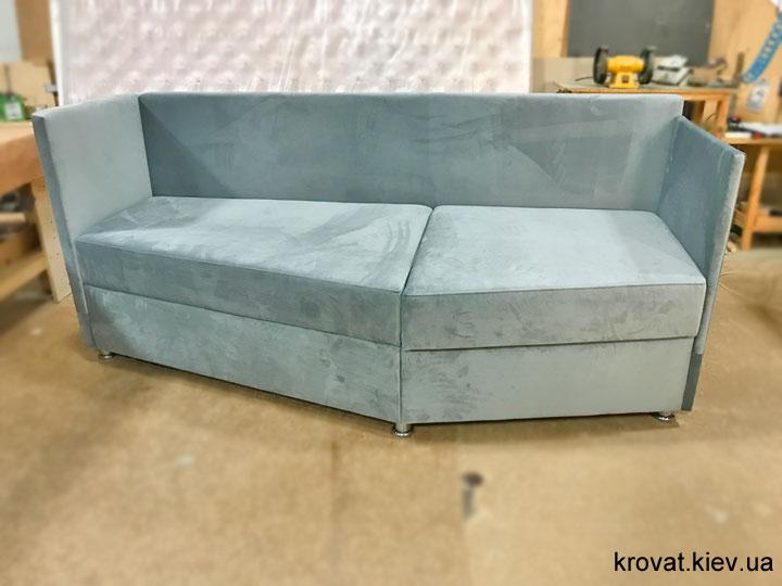небольшой диван на балкон на заказ