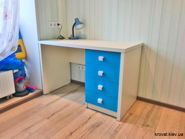 стол в комнату подростка мальчика на заказ