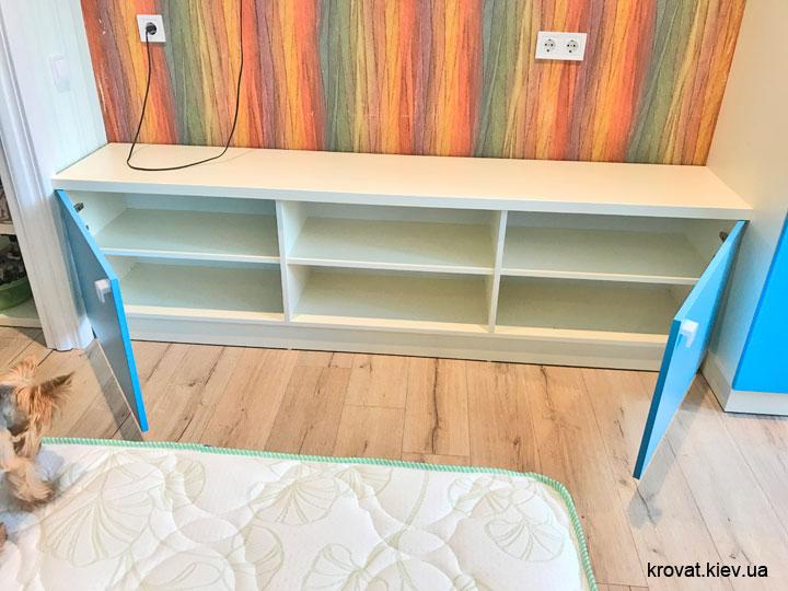 подростковая мебель в комнату на заказ
