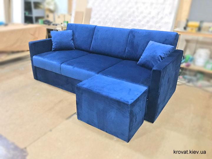 диван с банкеткой на заказ
