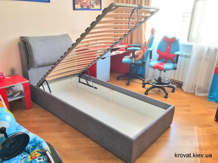 підліткове односпальне ліжко на замовлення
