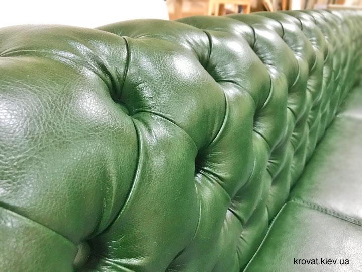 классический диван честер на заказ