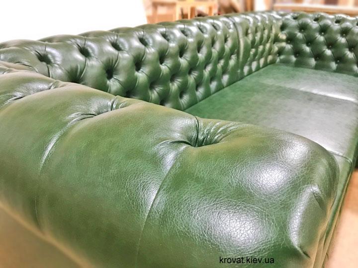 диван честерфилд раскладной на заказ