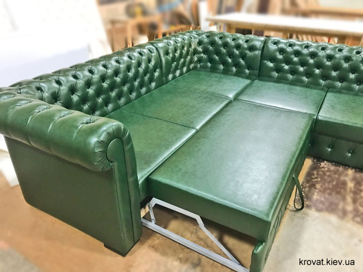 диван честер со спальным местом на заказ
