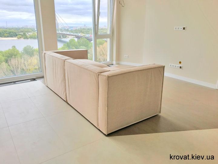 модульний диван лофт на замовлення