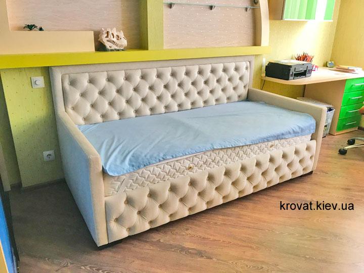 ліжко для хлопчика 7 років на замовлення