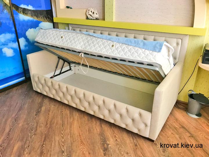 ліжко для хлопчика на замовлення