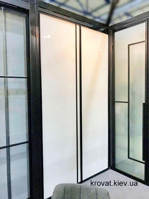 двері гармошка для шафи
