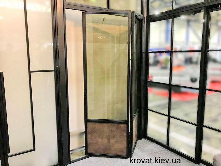 розсувні двері гармошка